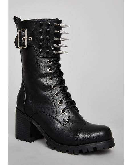 Painkiller Combat Boots