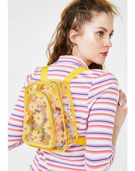 Daisy Pickin' Mini Backpack