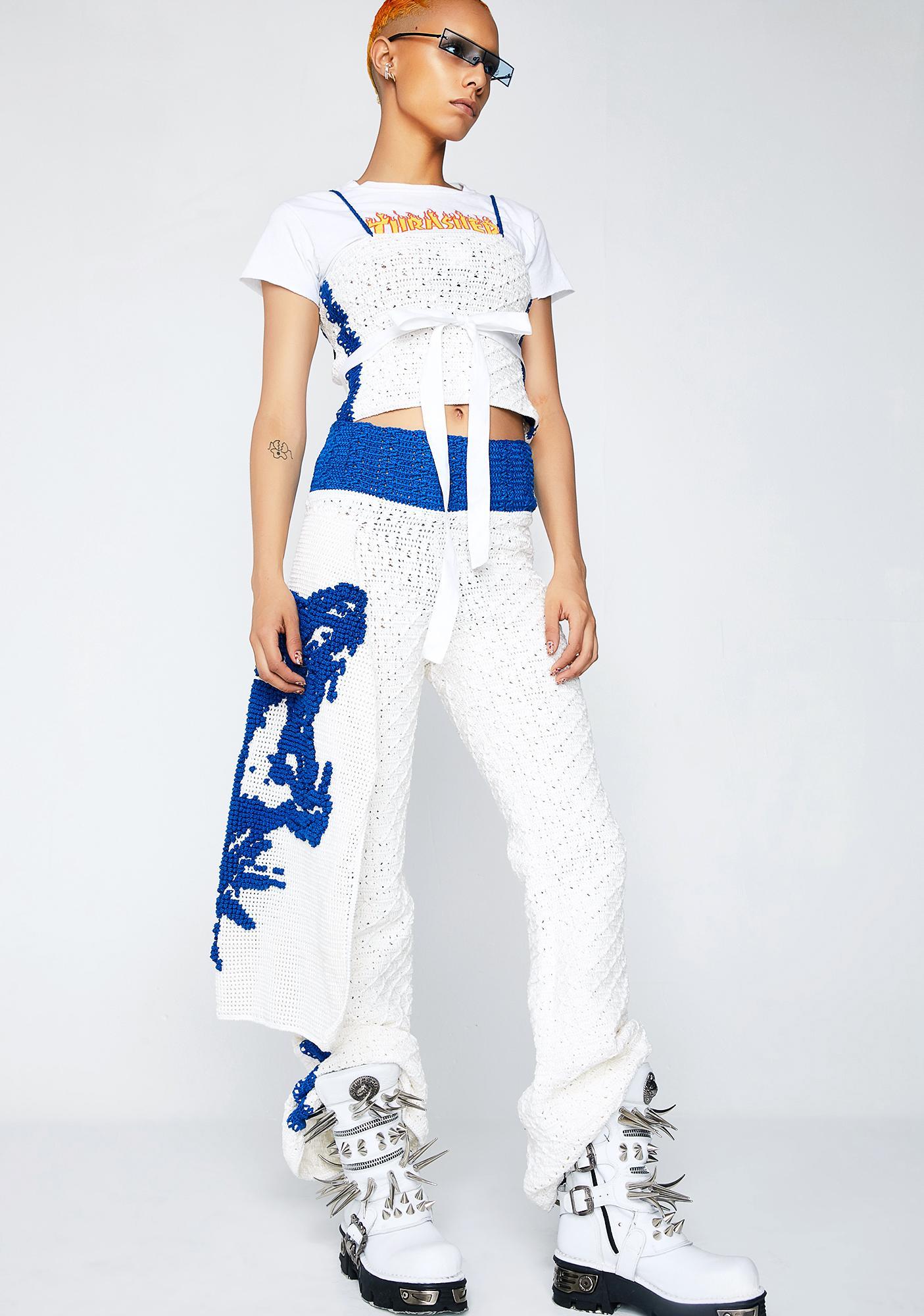 Maria ke Fisherman Bakala Couture Pants