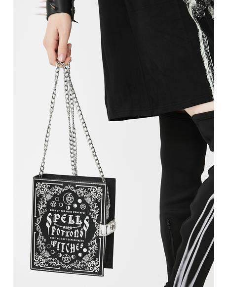 Spellbound Sinner Crossbody Bag