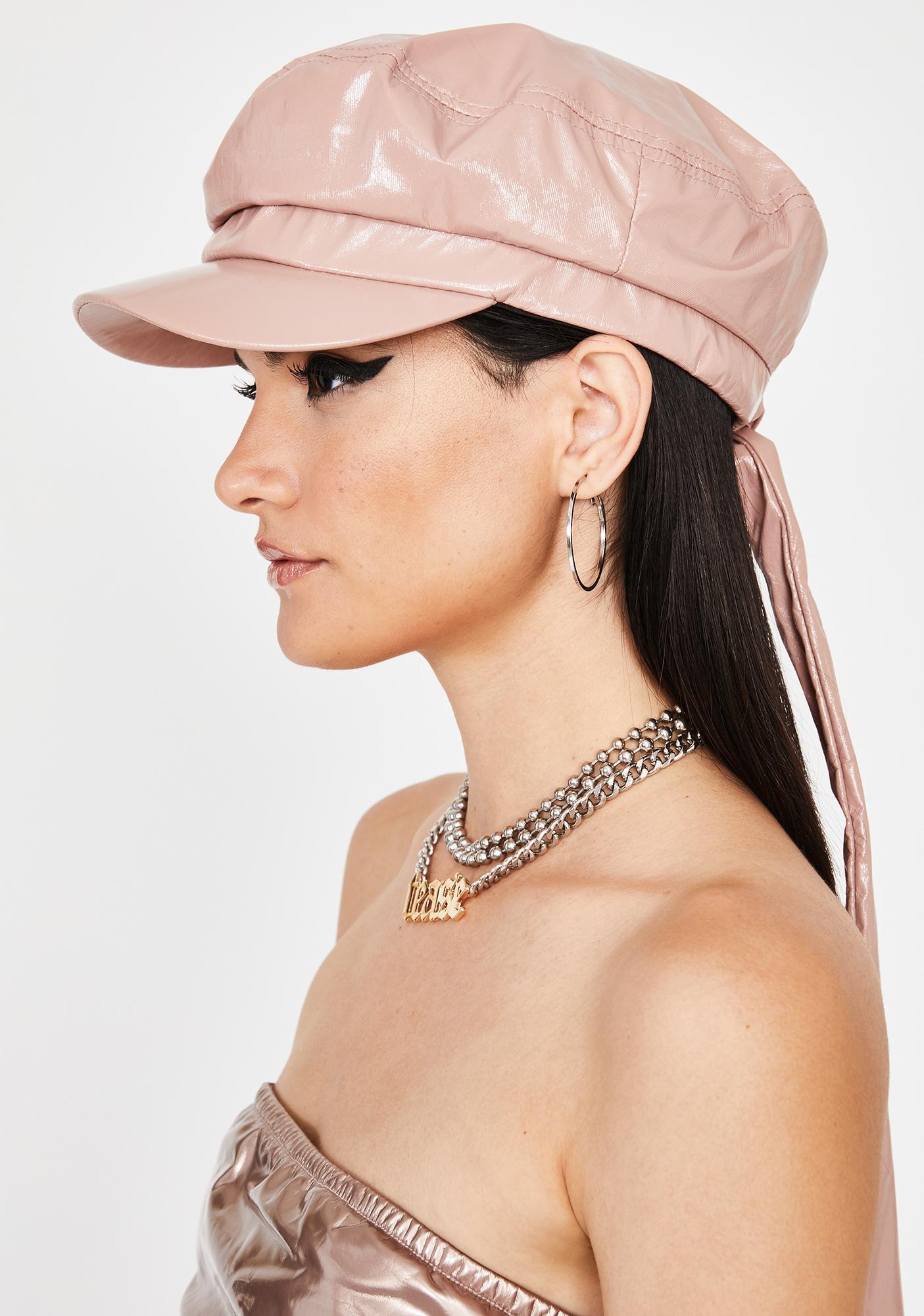 Candy New Jam Vinyl Hat