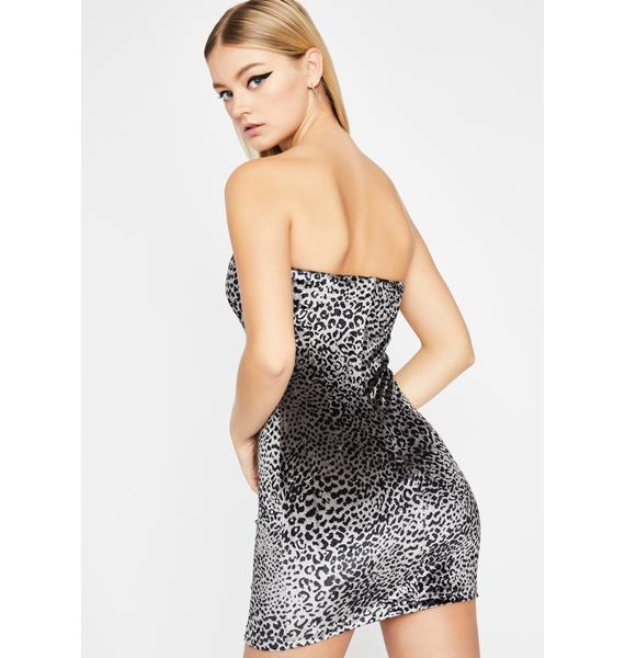 Wild Nightz Mini Dress