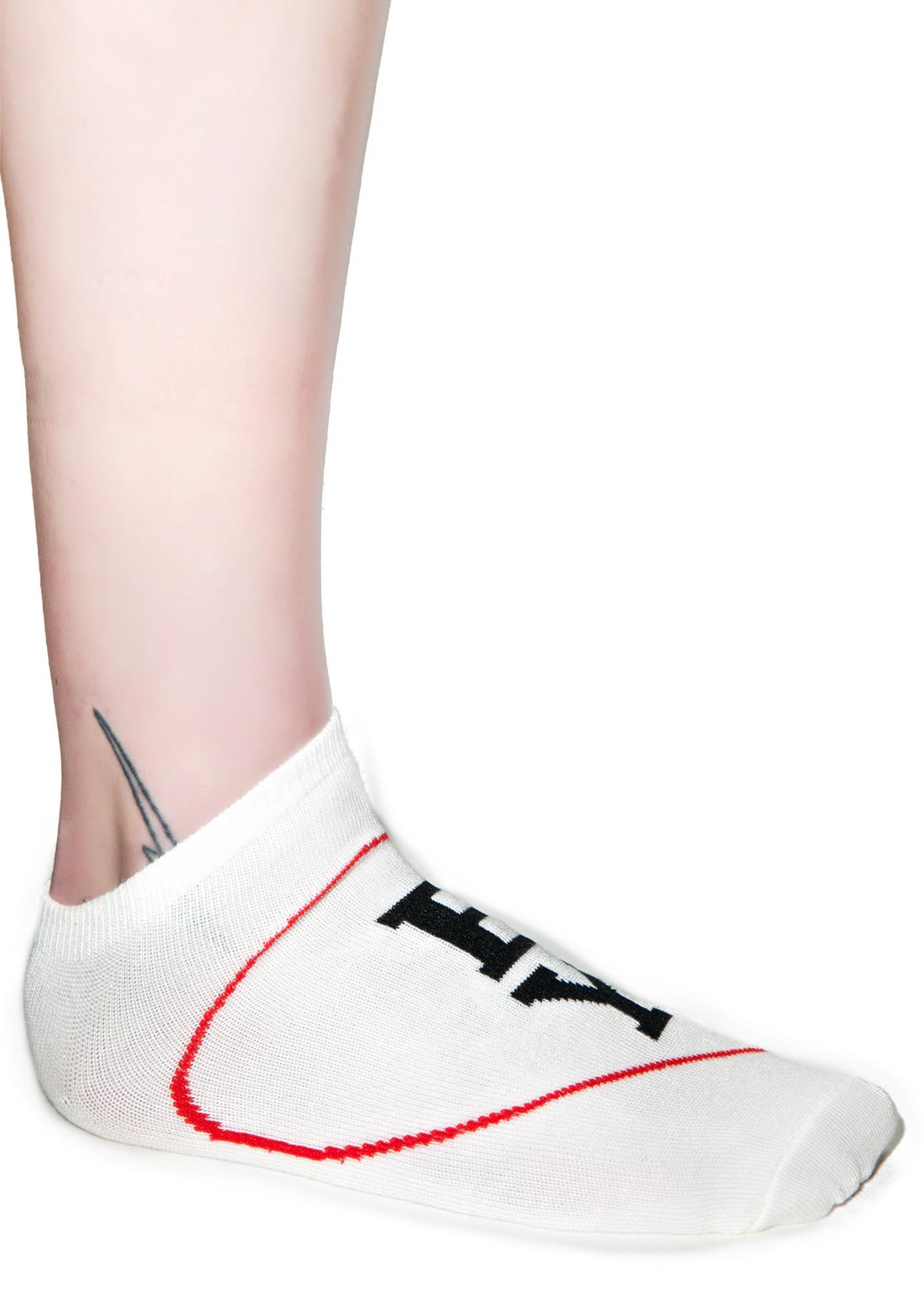 Boy Crazy Ankle Socks