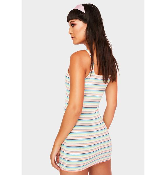 Prism When Bae Calls Mini Dress