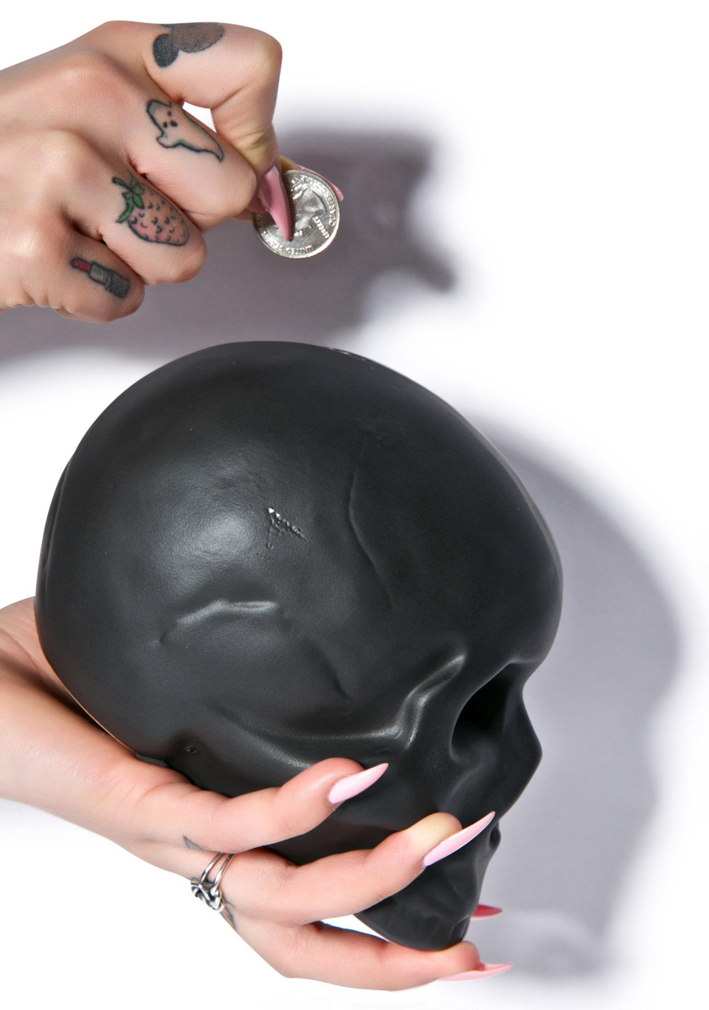 Gimme Head Coin Bank