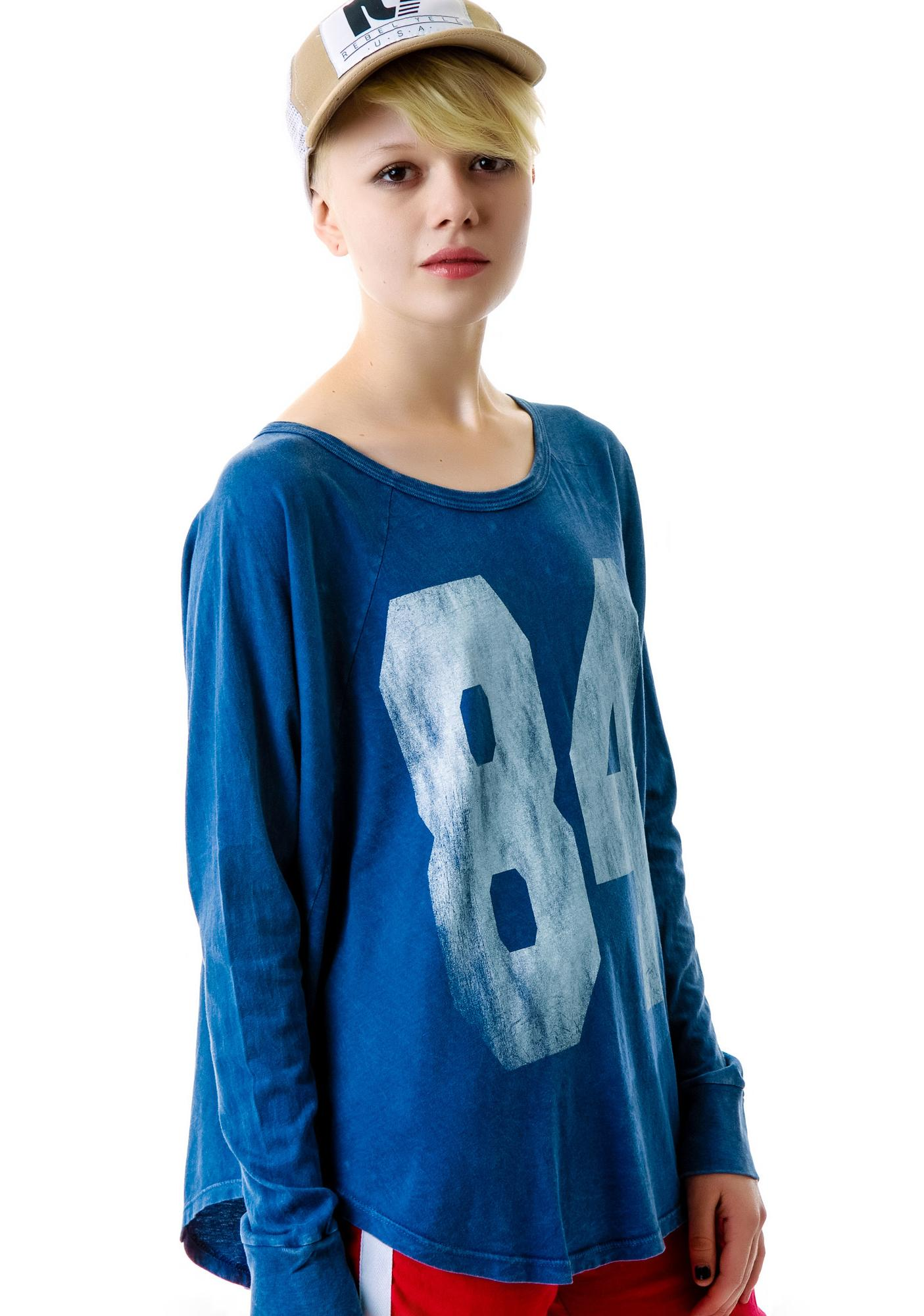 84 Oversized Long Sleeve