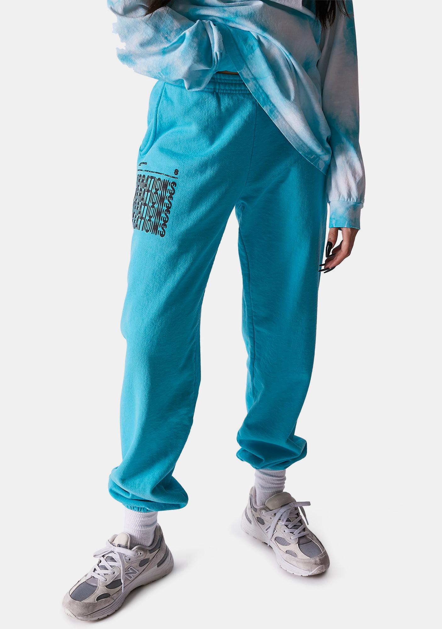 Surf is Dead Vibrations Sweatpants