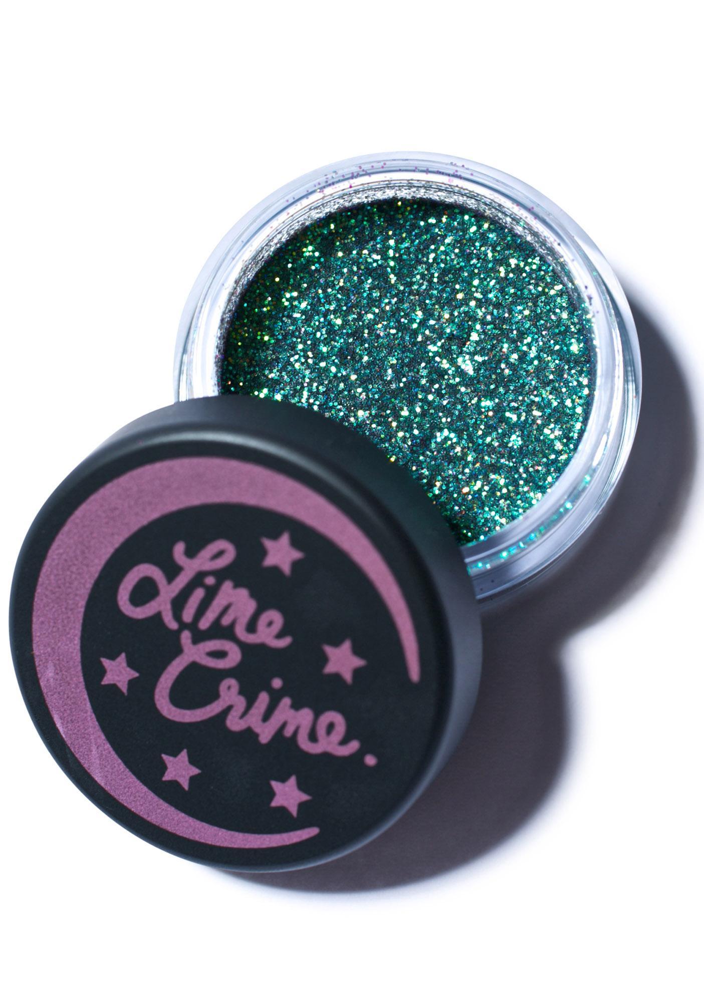 Lime Crime Capricorn Zodiac Eye Glitter