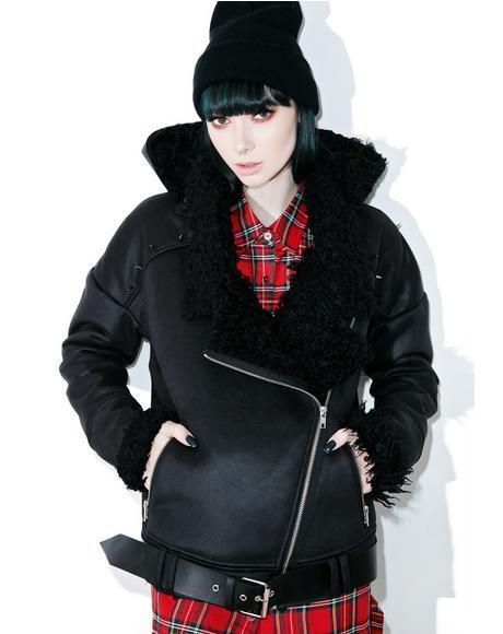 Desert Ranger Fur Coat