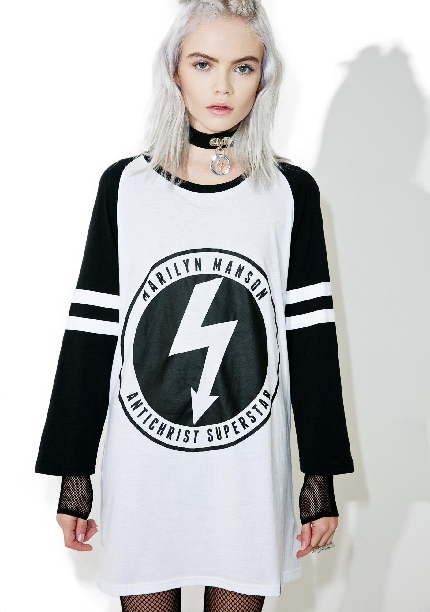 Killstar Wormboy Raglan Top