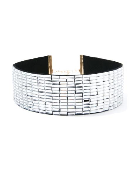 Mirror Ball Choker