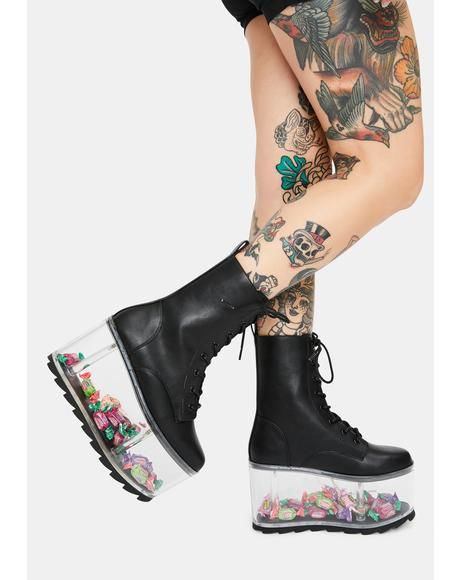 Qloud Ultra Platform Boots