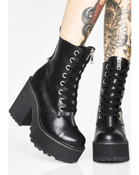 Pit Princess Boots