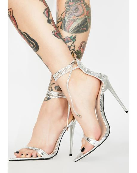 Hypnotic Stiletto Heels