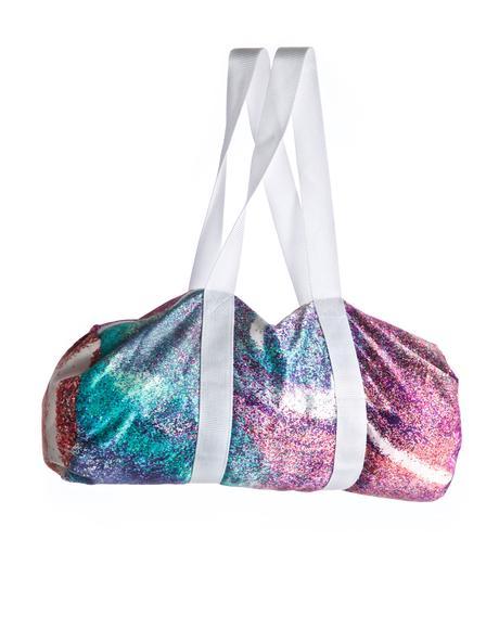 Glitterati Duffle Bag