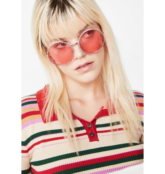 Skinnydip Jennifer Sunglasses