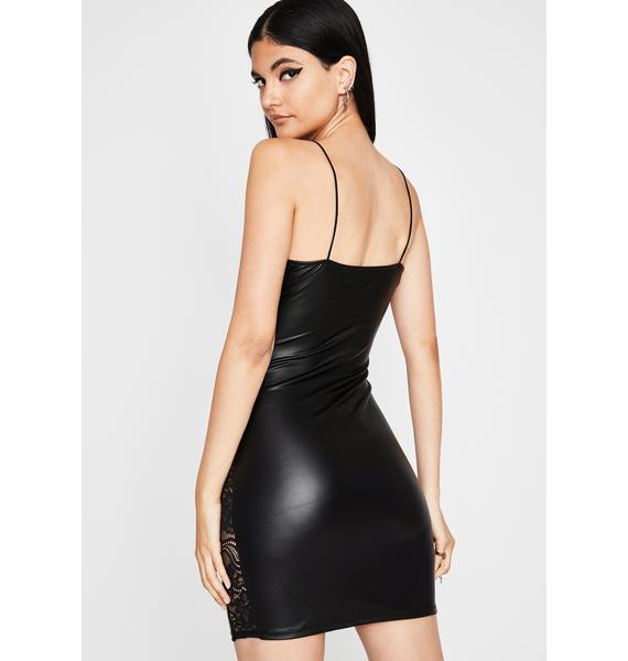 Want It Bad Mini Dress