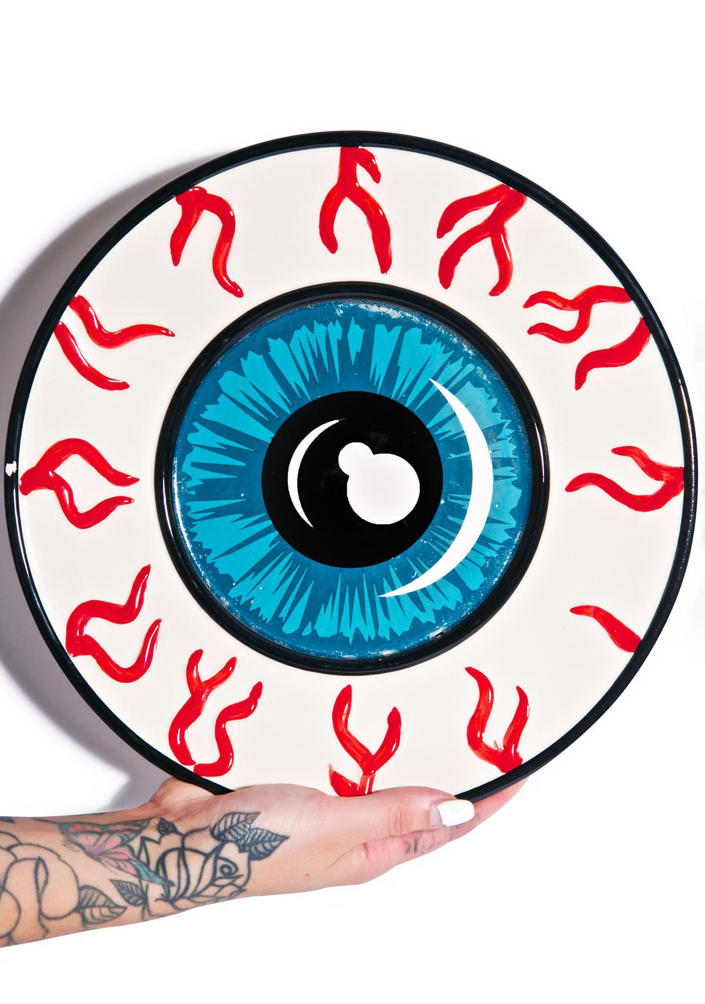 Sourpuss Clothing Eyeball Platter