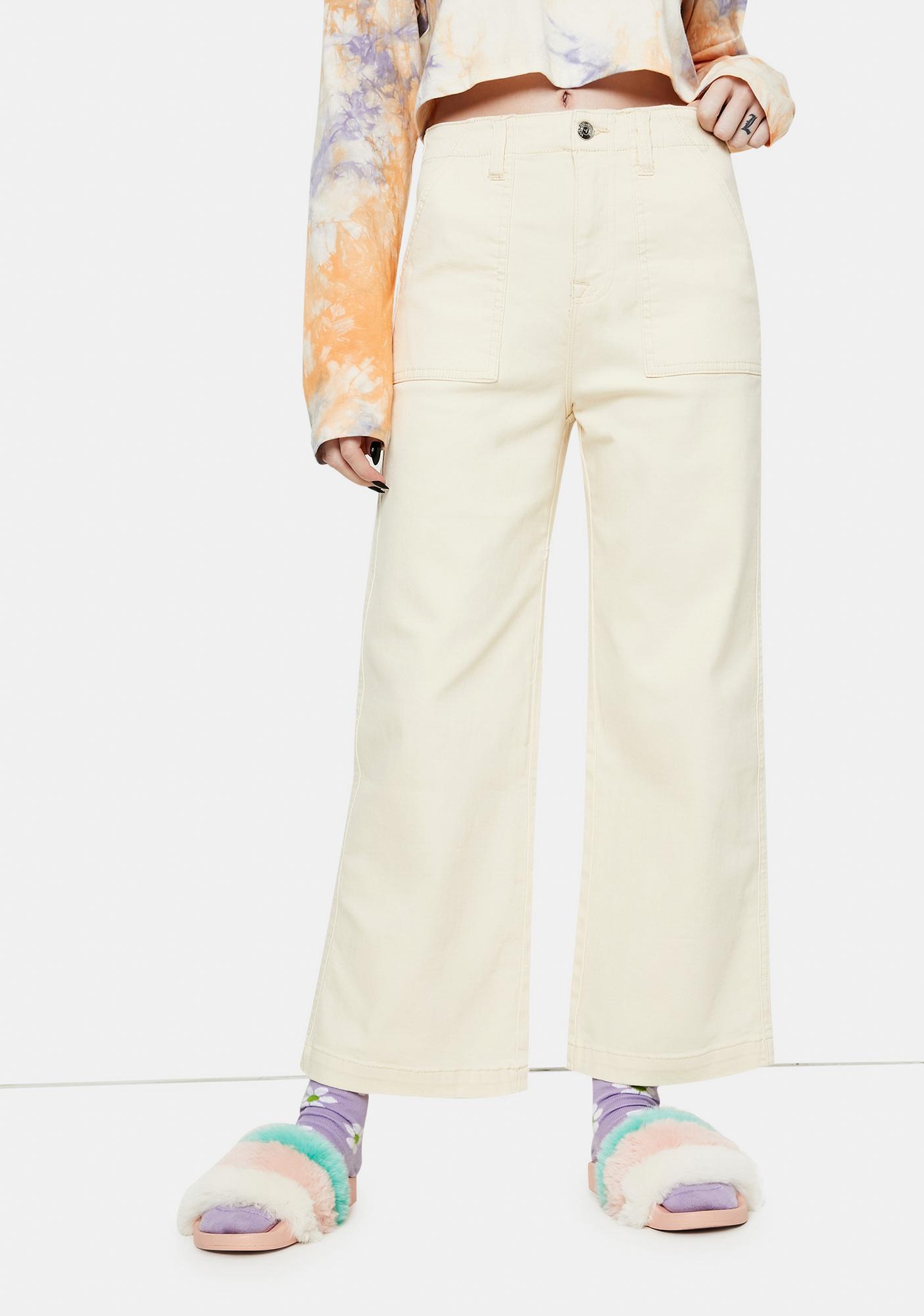 VIGOSS Anja Twill Carpenter Pants