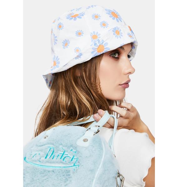 Pure Daisy Girl Bucket Hat