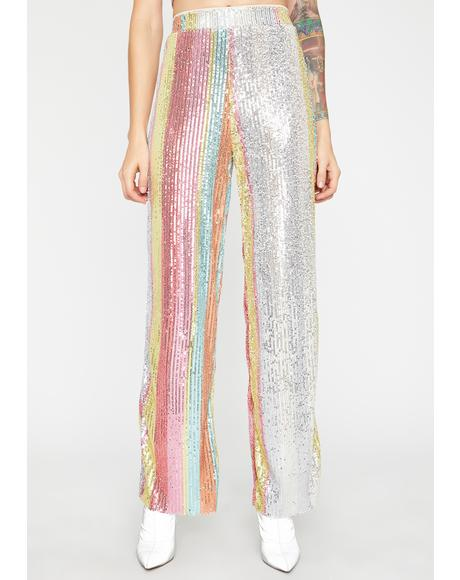 Disco Honey Wide Leg Pants