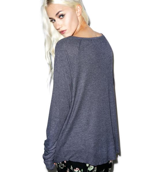 Wildfox Couture I'm a Fox Sicily Thermal
