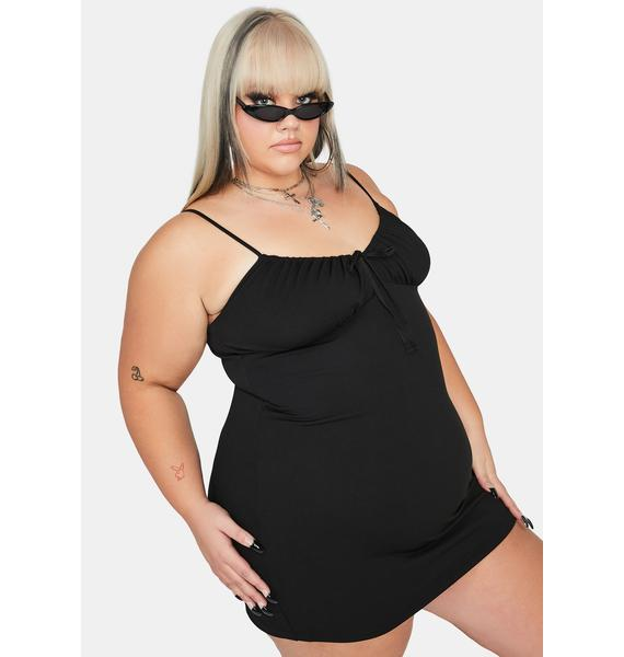 Wicked Miss Gimme More Bodycon Dress