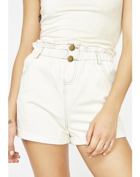 Chillaxx Denim Shorts