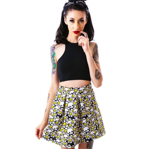 Dead Daisy Skirt