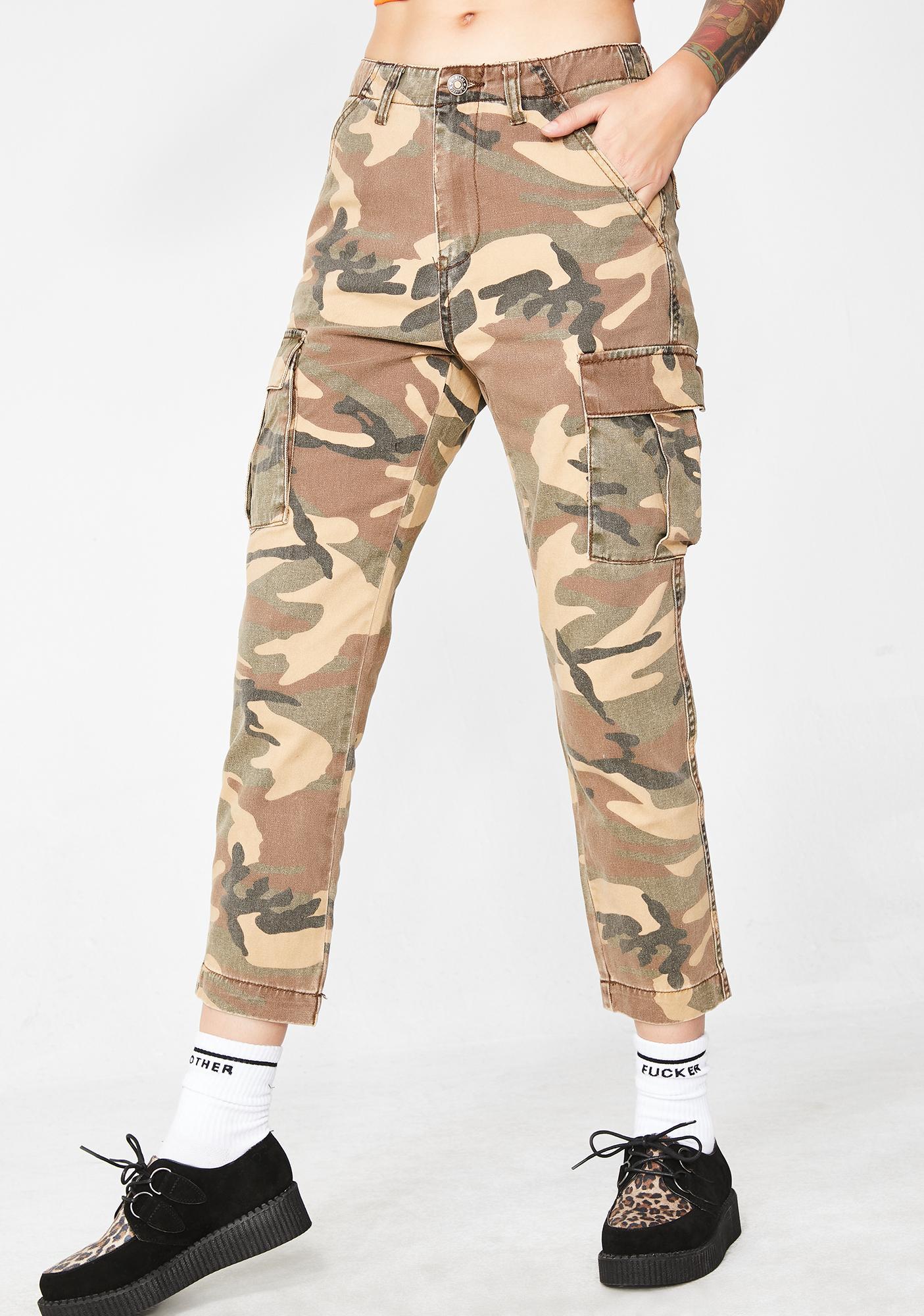 Momokrom Camo Jeans