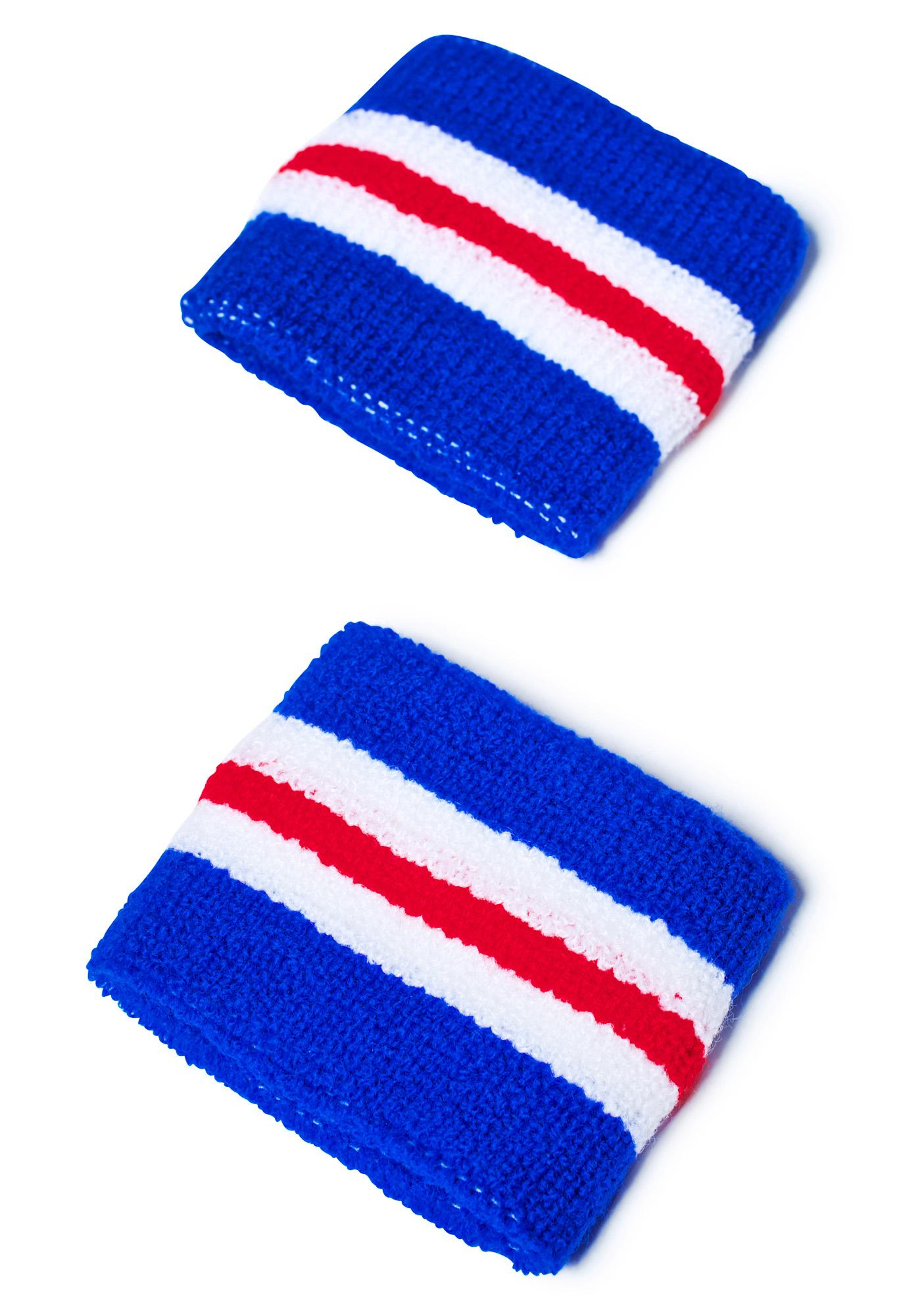 Show Your Stripes Sweatband