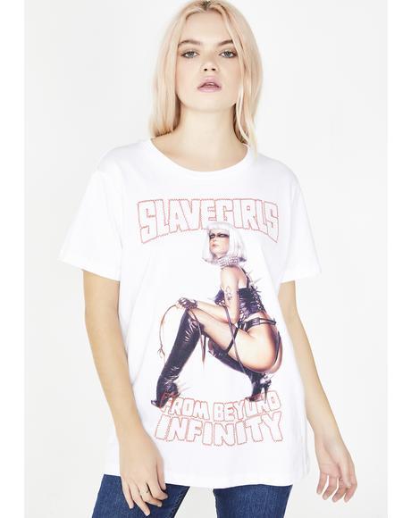 Slavegirl Tee