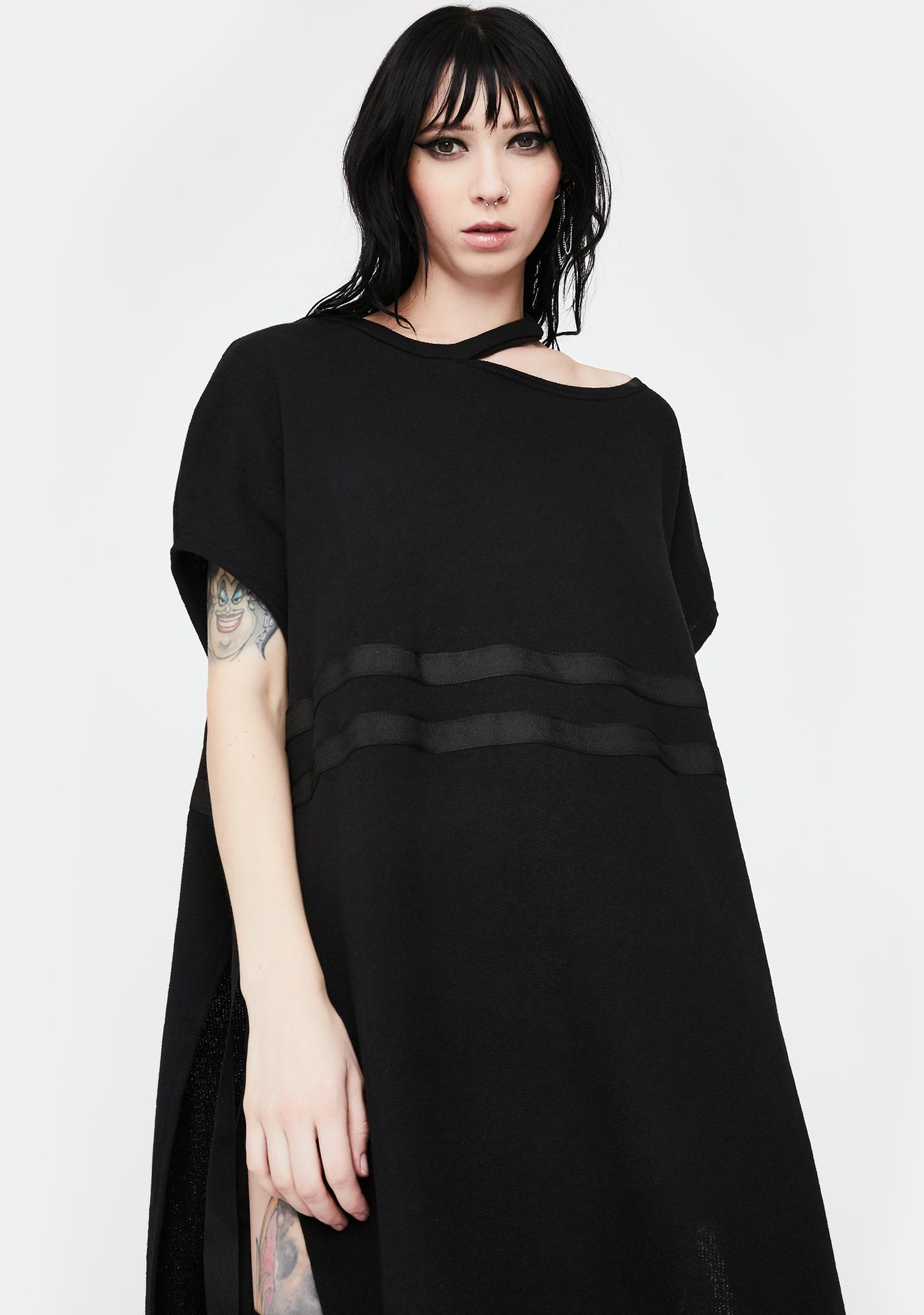 NOCTEX Nomad Knit Tunic