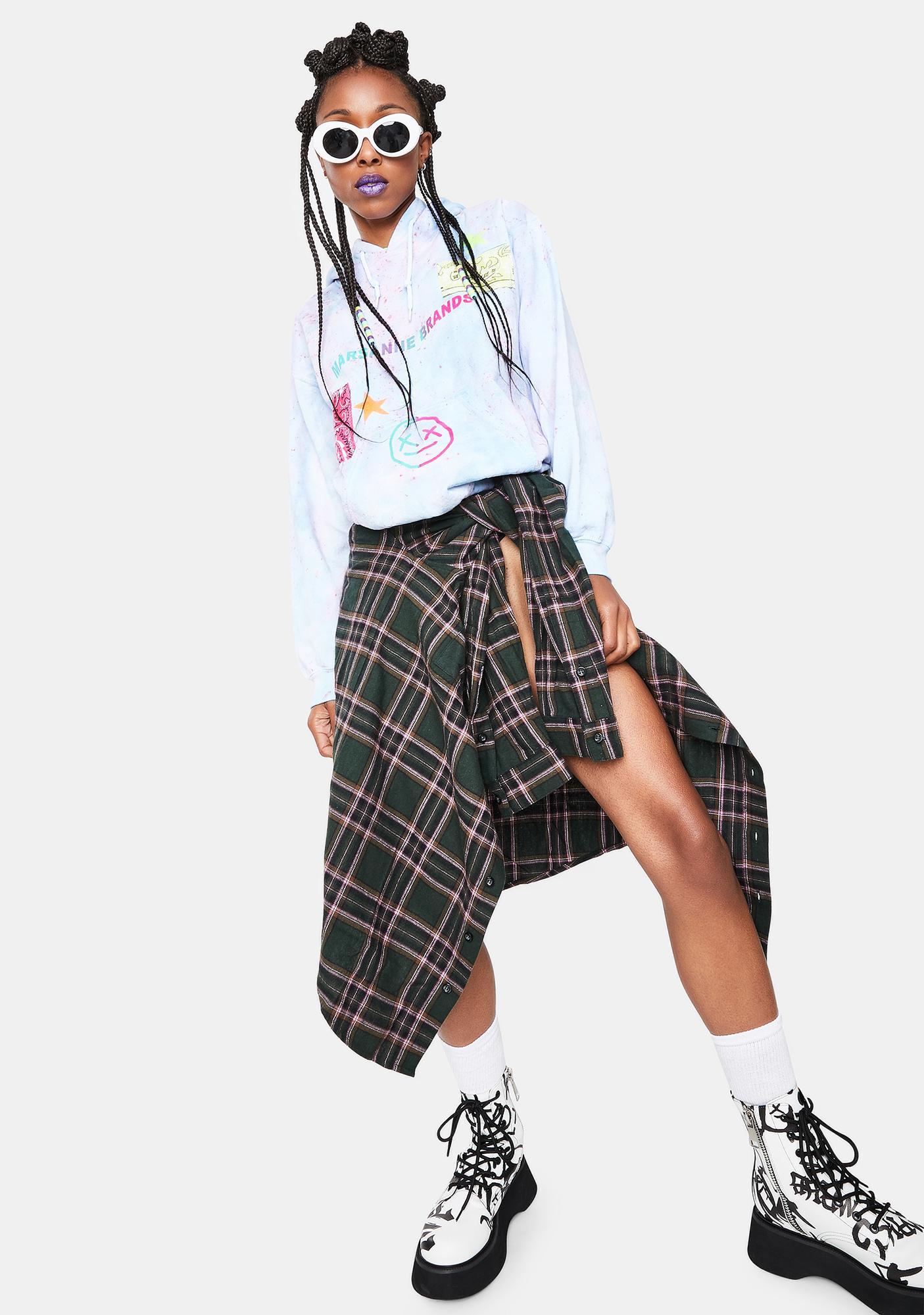Marsanne Brands Miami Tie Dye Hoodie