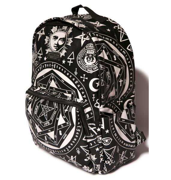 Killstar Occult Backpack