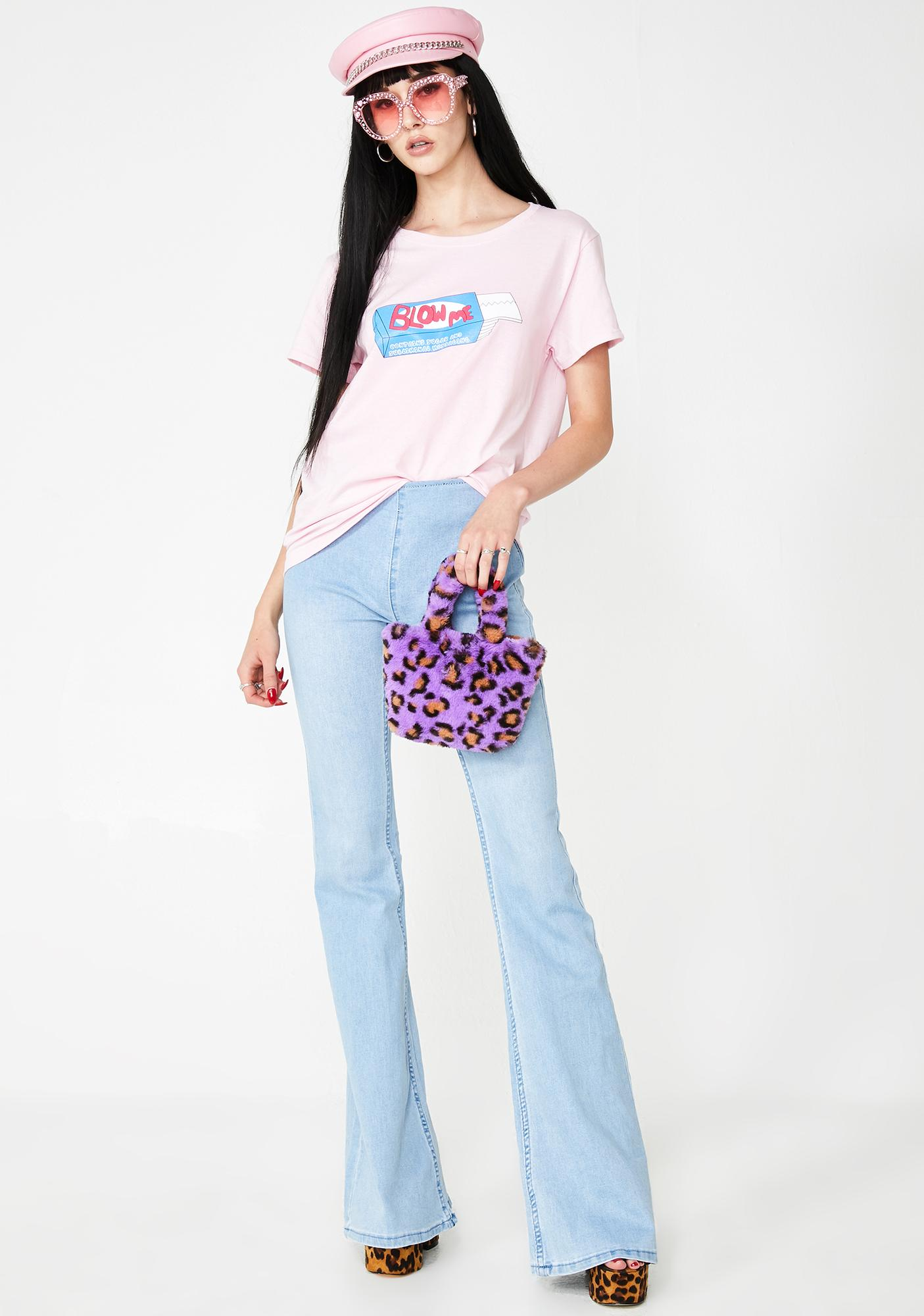 Daisy Street Blow Me Graphic Tee