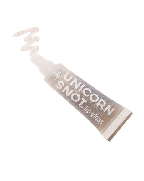 Unicorn Snot Silver Lip Gloss
