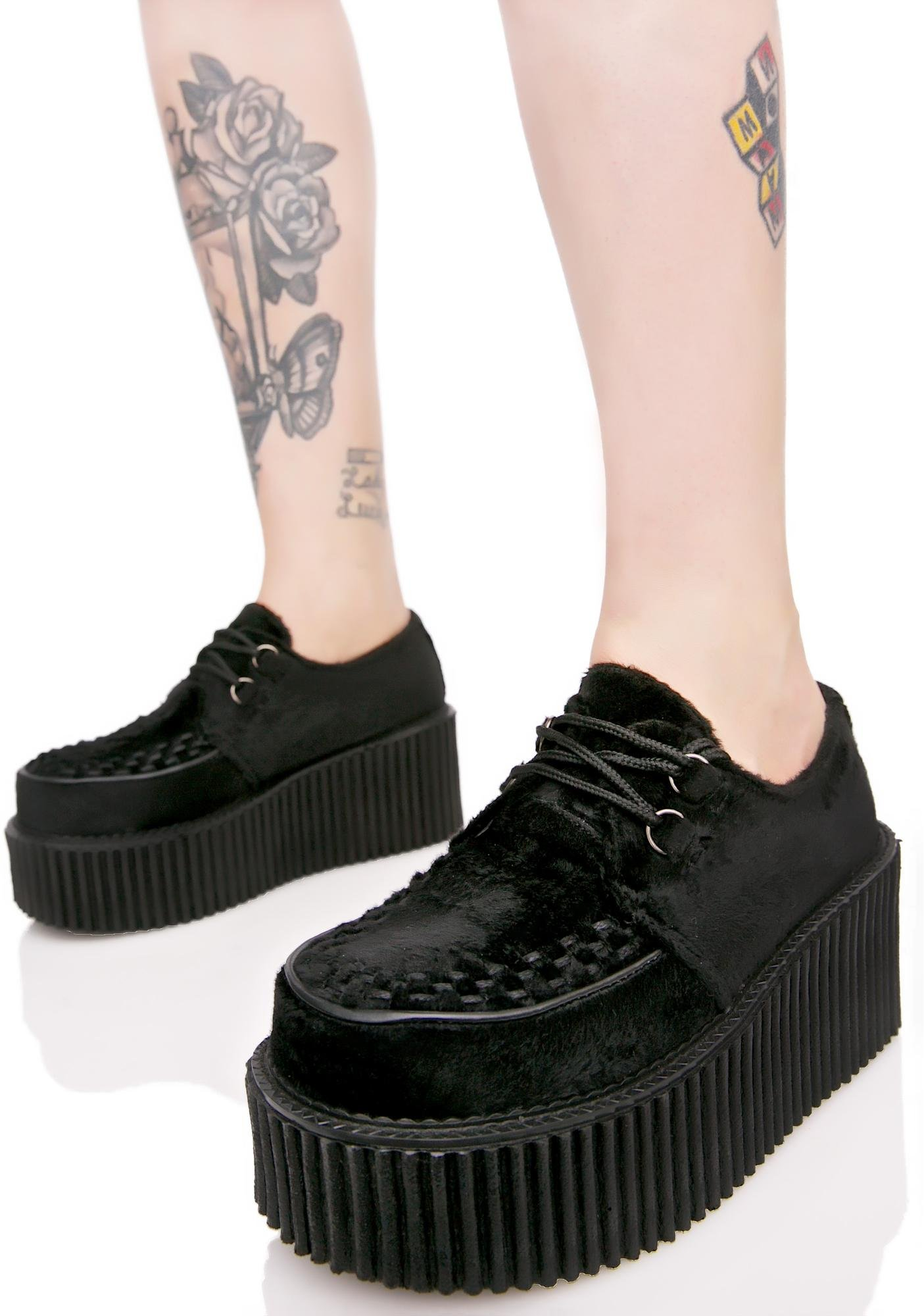 Demonia Hellborn Creepers