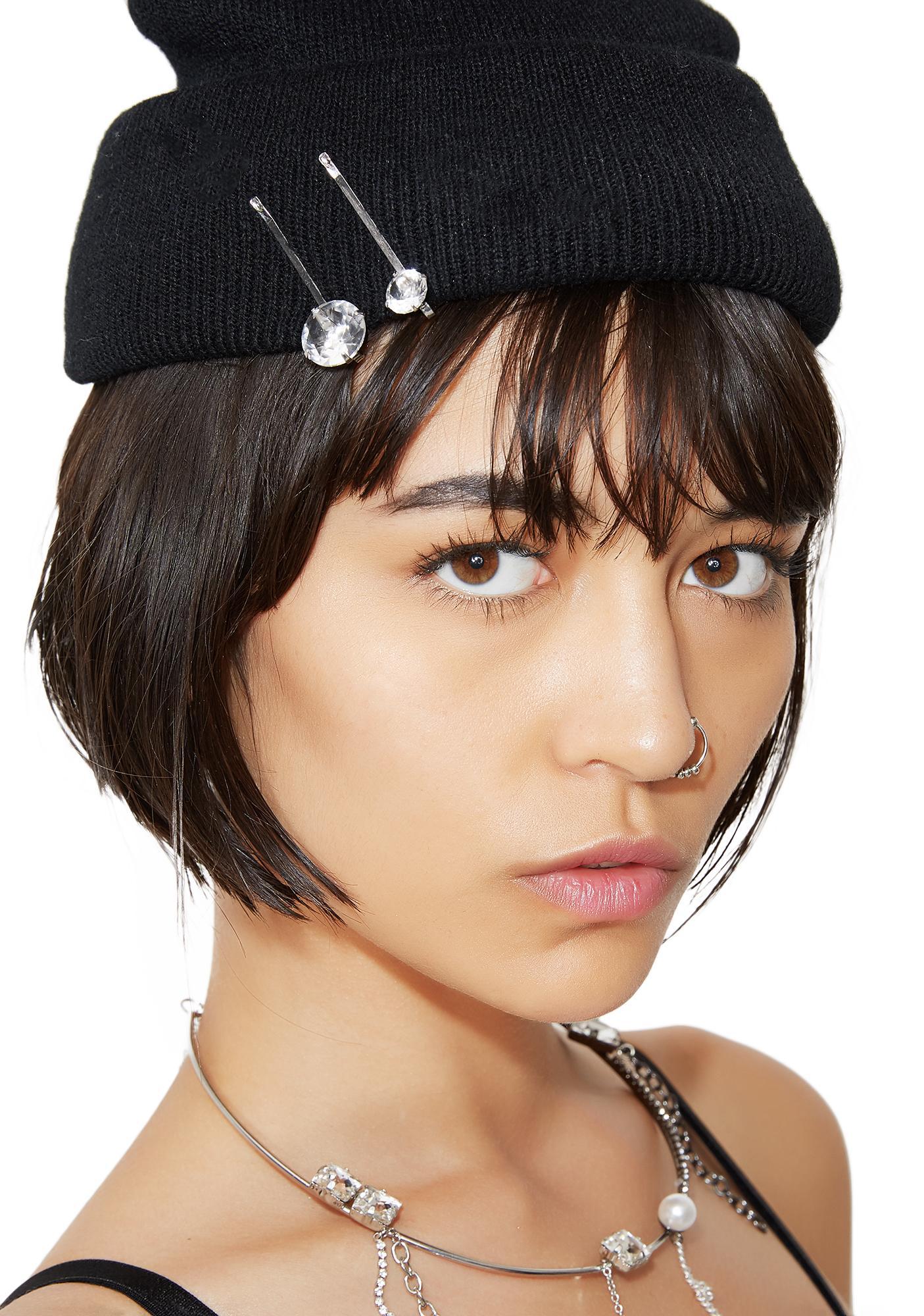 Cheap Monday Diamond Hair Pins