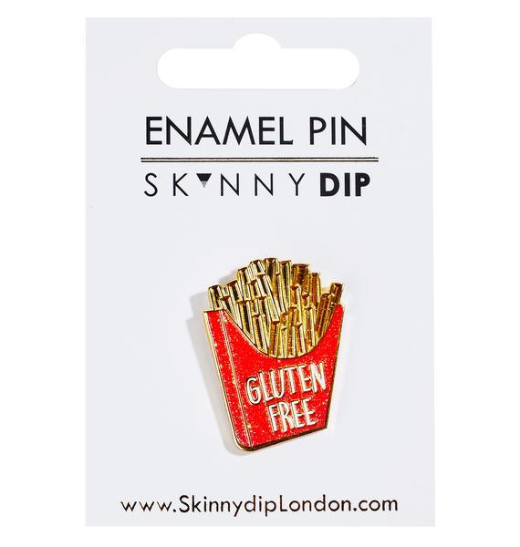 Skinnydip Gluten Free Pin