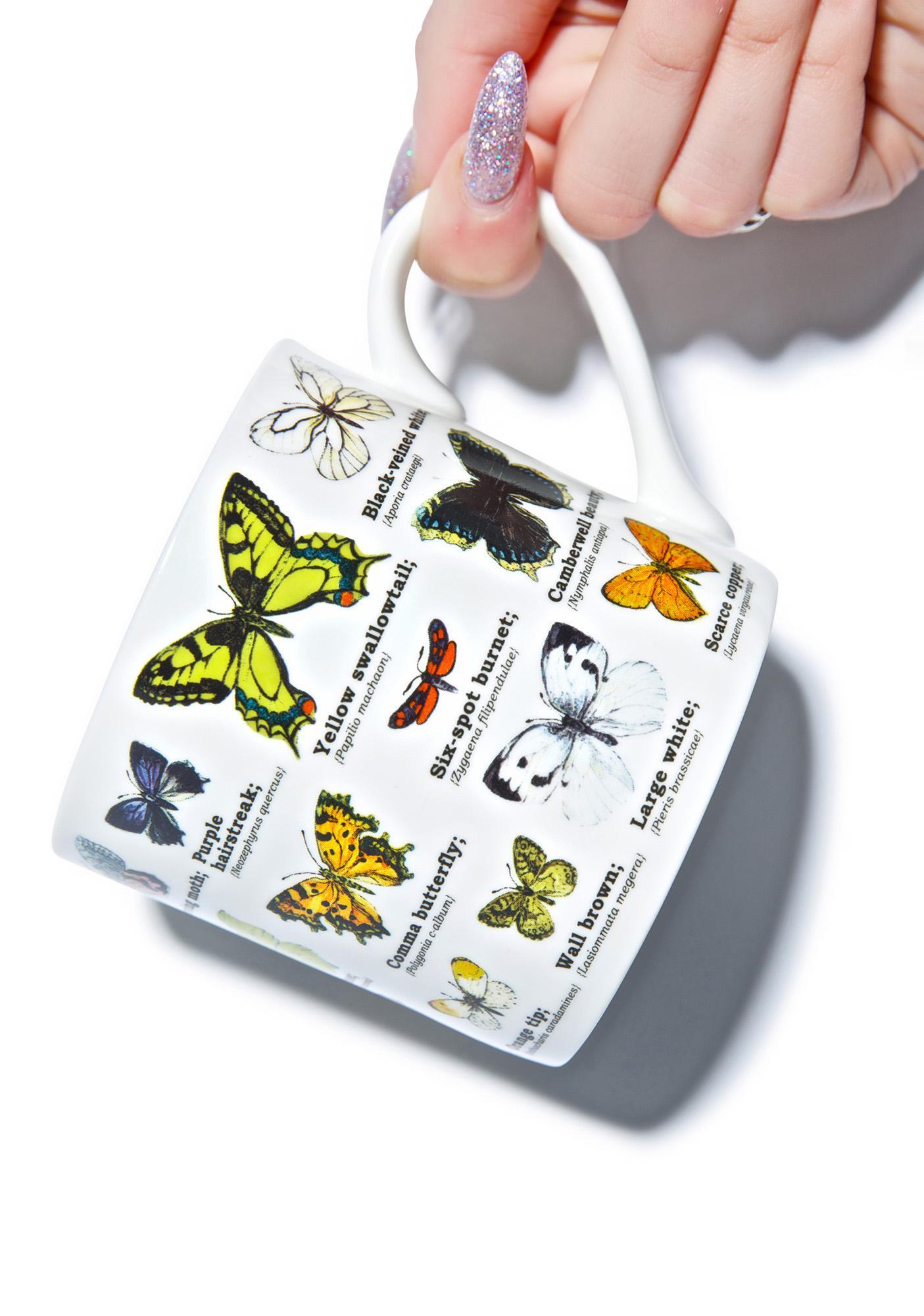 Bye Bye Butterfly Mug