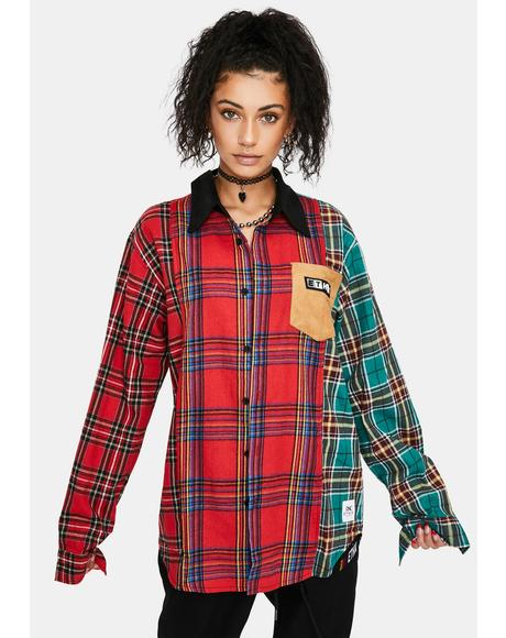 Plaid Spinelli Flannel