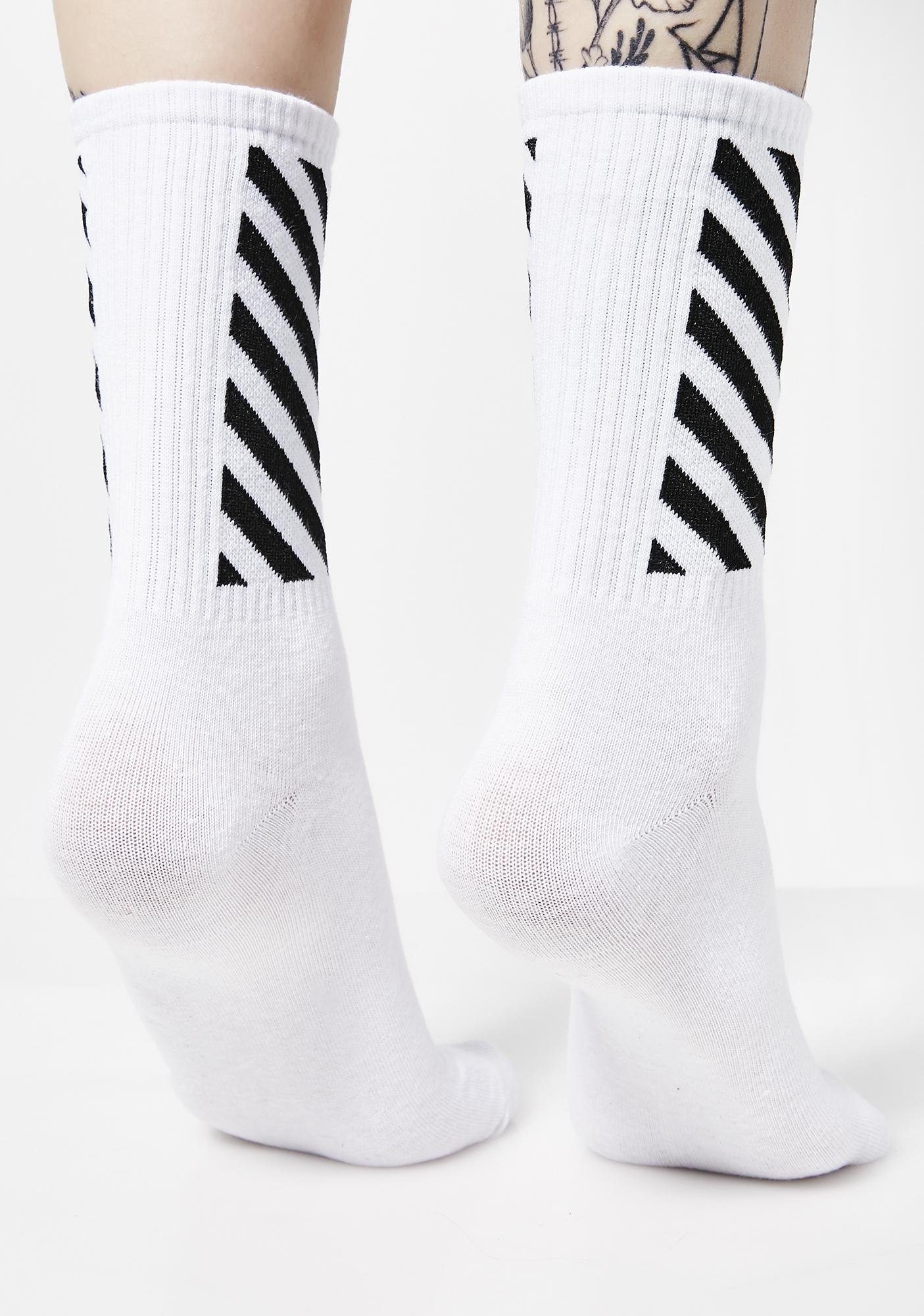Fall In Line Socks