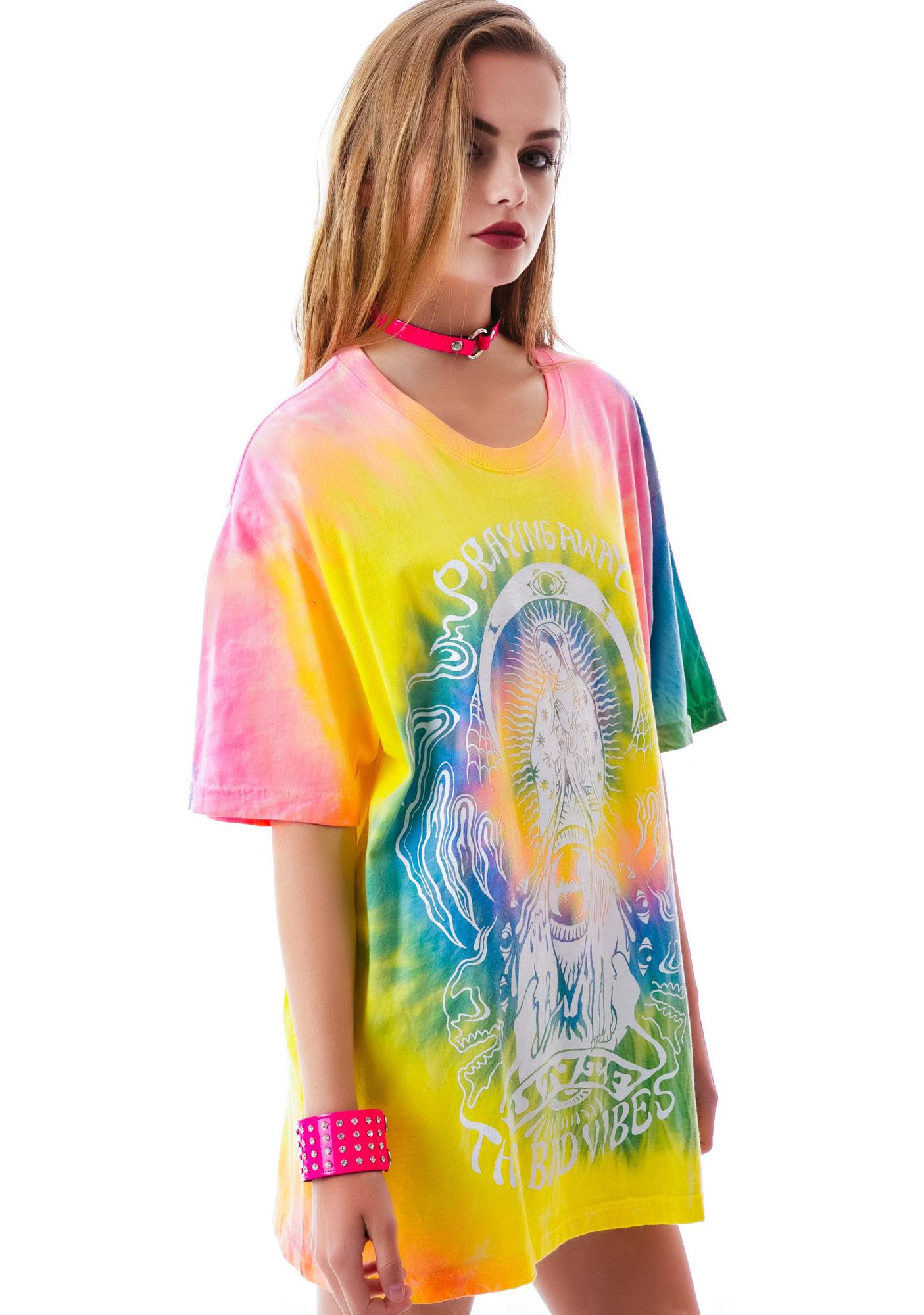 UNIF Praying Away Tee
