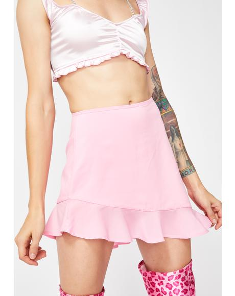 Baby Hilton Hottie Mini Skirt