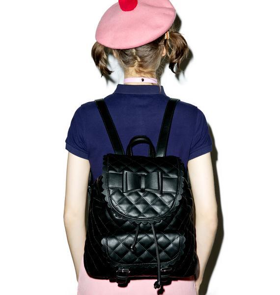 Sugarbaby Kawaii Noir Backpack