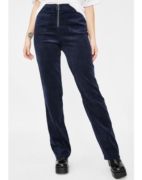 Gordan Zip Pants