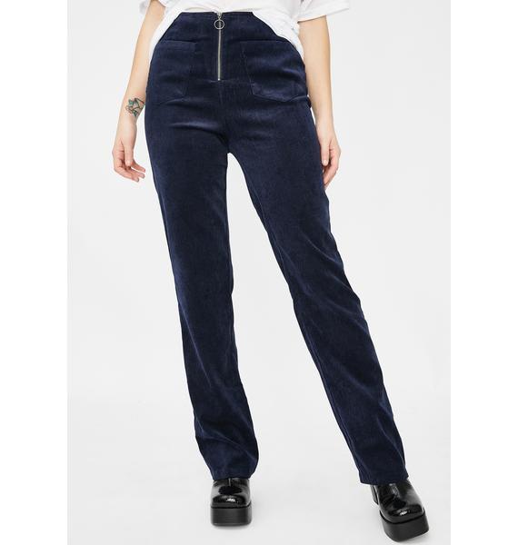 Obey Gordan Zip Pants