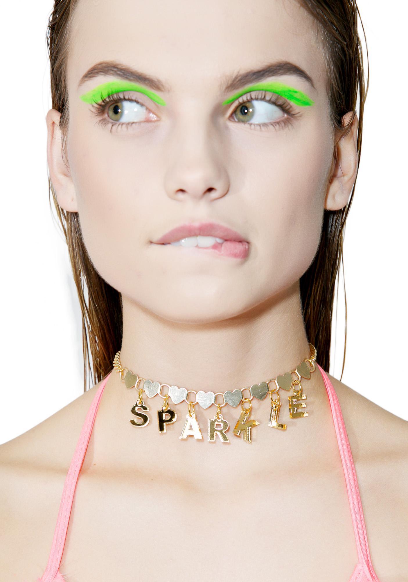 Trixy Starr Sparkle Choker