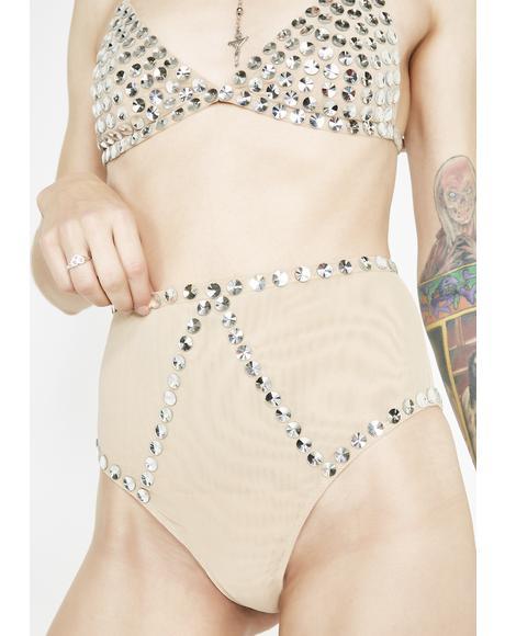 Sin City High Waist Panty
